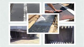 видео стыковка и ремонт конвейерных лент