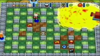 GCN Nostalgia - Bomberman Jetters:  Standard Stage (Battle Mode)