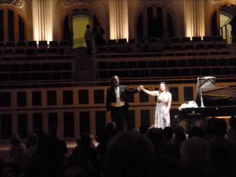 Berlioz - La mort d'Ophélie - Anna Caterina Antonacci - Maciej Pikulski (2015)