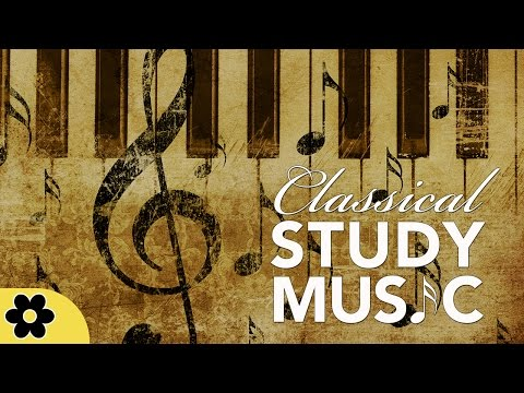 Classical Music for Studying and Concentration: Instrumental Music, Focus Music, Bach, ♫E011D