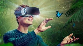 Очки Виртуальной реальности  Samsung Gear VR 2 Consumer version SM-R322 NZWASER  ОБЗОР ОТЗЫВ(, 2016-03-25T14:46:37.000Z)