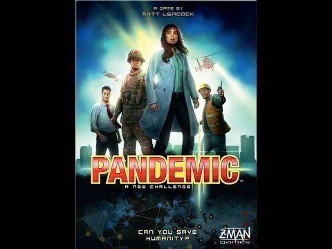 Pandemic review - Board Game Brawl