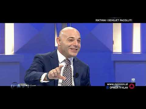 Opinion - Rikthimi i Behgjet Pacollit! (26 tetor 2016)