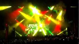 Skrillex Make It Bun Dem (live), Kalemegdan Beograd, Warriors Dance Festival, 15.09.2012