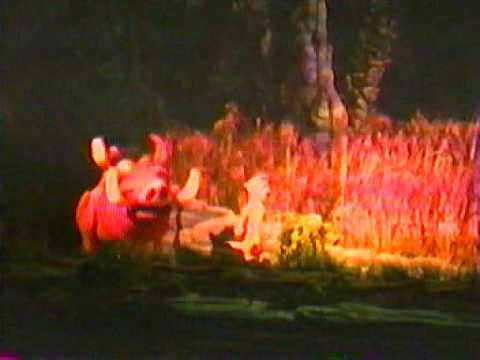Legend of the Lion King WDW 1997