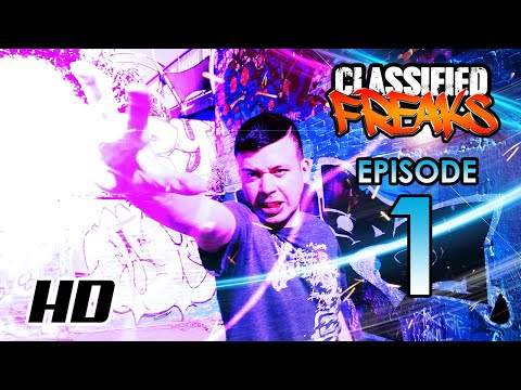 "CLASSIFIED FREAKS | EPISODE 1 ""Fear of the Unknown"" 