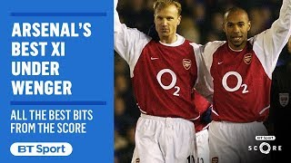 DEBATE: Who are the best XI during Arsene Wenger's reign at Arsenal