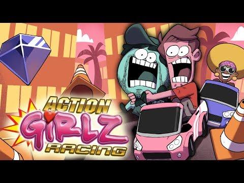 Action Girlz Racing   SuperMega