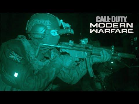 CoD: Modern Warfare - разработчики создавали новый движок более пяти лет