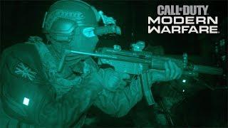 Call of Duty®: Modern Warfare® - анонсирующий трейлер [RU]