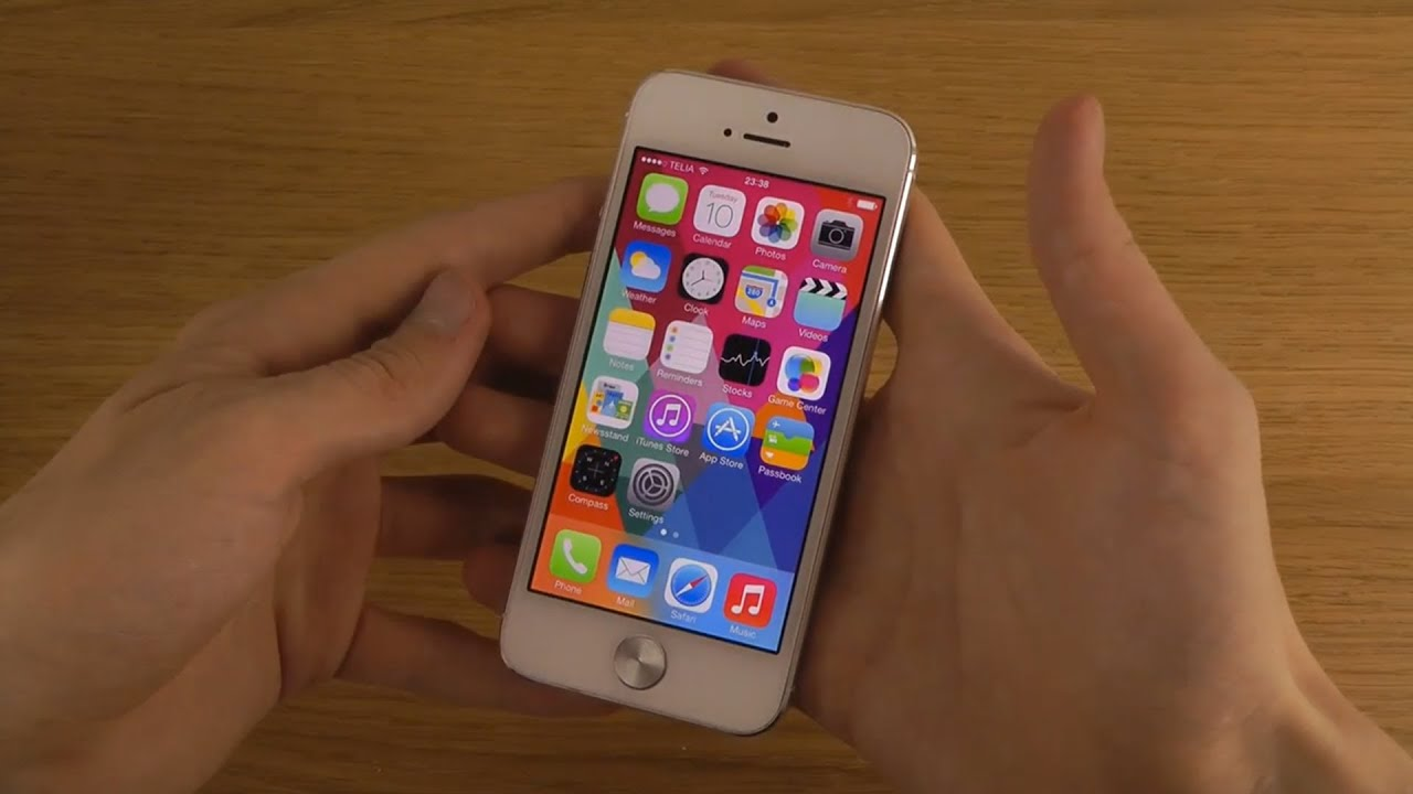 Ios 7 Iphone Wallpaper: New Wallpapers Review