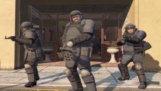 vuclip GTA 5 Mejores Misiones # 9 El Golpe a Paleto