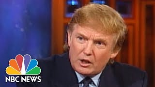 Flashback: Donald Trump Says He'd 'Negotiate Like Crazy' With North Korea | NBC News