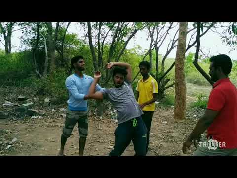 Kannada dubsmash of Dance Raja Dance movie Amma Amma song by Rahul R