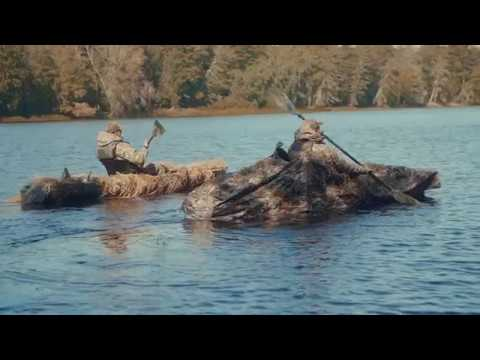 Kayak Duck Hunting: Concealment