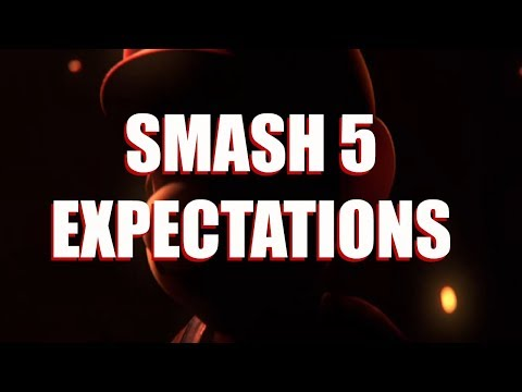 Expectations For Smash Bros Switch