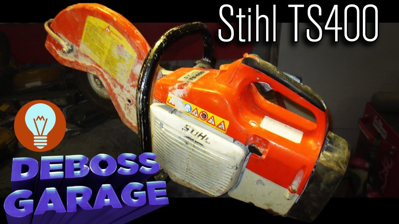 Treibriemen für Stihl TS 400 TS400 fan belt