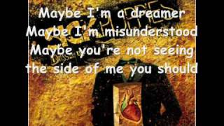 Sick Puppies - Maybe (Lyrics)