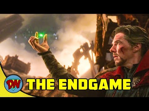 Doctor Strange's Plan - The End Game | Avengers 4 | Explained in Hindi