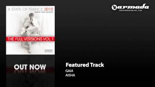 Armin van Buuren - A State of Trance 2010 Full Versions, Vol.1