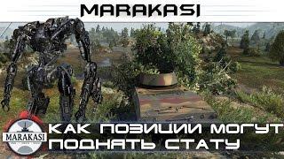 World of Tanks как шикарные позиции могут поднять статистику