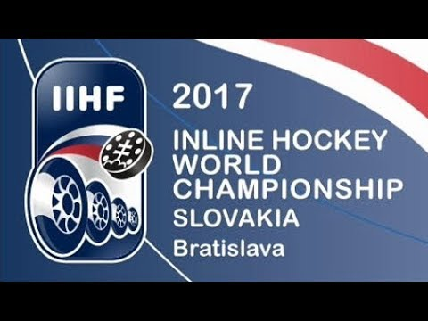 2017 IIHF Inline Hockey World Championship | Top Division Gold Medal Game | USA vs FIN