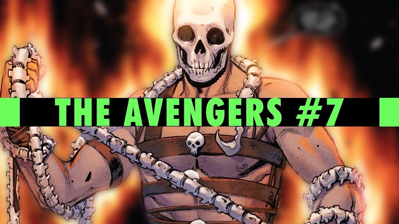 Avengers 1 000 000 Bc Marvel: The Avengers #7 Review - YouTube