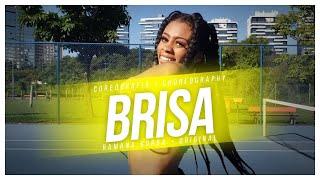 IZA - BRISA ( COREOGRAFIA OFICIAL ) - Ramana Borba