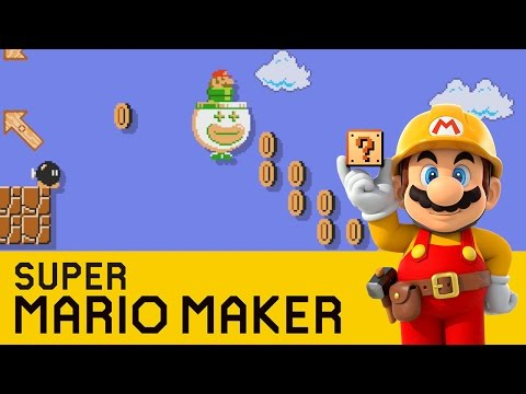 Super Mario Maker - Irish Luck