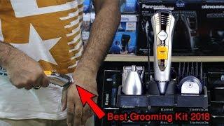 Kemei KM-580A Hair Clipper | Beard Trimmer | Clean Shaver Razor Grooming(Shaver Shop Bangladesh)