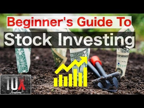 📈 A Beginner's Guide To Investing In The Stock Market | Creating Passive Income - 10X Academy