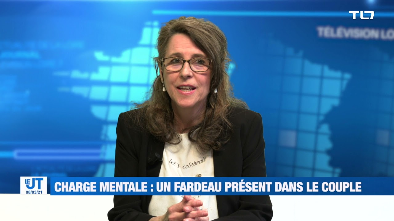 Interview sur la charge mentale en ce 8 mars