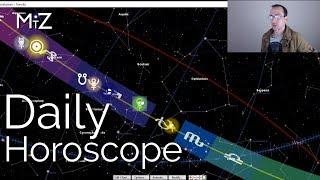 Daily Horoscope Wednesday February 6th 2019 - True Sidereal Astrology