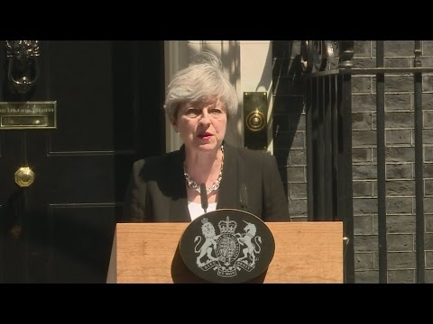 Finsbury Park attack: Hatred will never prevail, says Theresa May