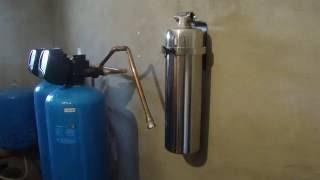 видео система очистки воды