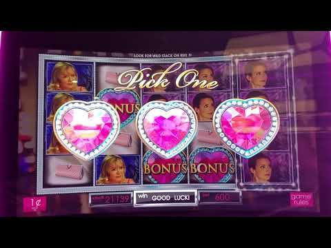 **NEW SLOT ALERT** SEX AND THE CITY ULTRA Slot machine MAX BET LIVE PLAY