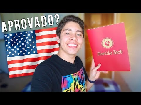 FUI APROVADO EM UMA UNIVERSIDADE AMERICANA ?!! ‹ Lorenzo Franco ›