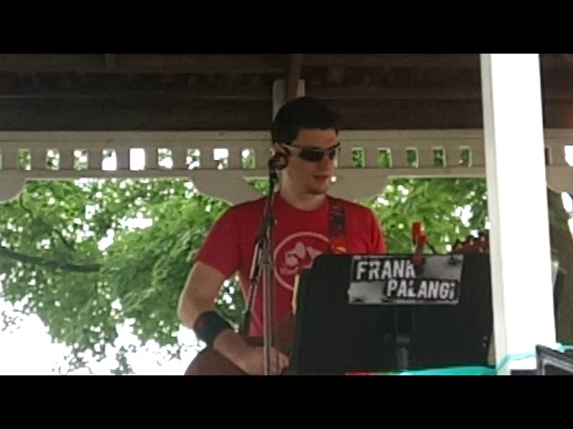 Frank Palangi - With Arms Wide Open - ( Creed Cover) --