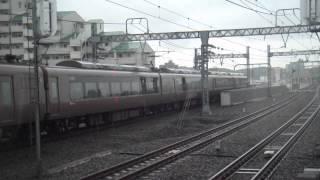 小田急1000形+クヤ31形(1051F+クヤ31)・3000形(3661F・3654F)・EXE 和泉多摩川