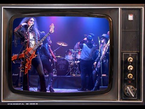 KRÜGER ROCK'N'ROLL или танец с Хамером (Backstage)