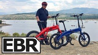 SONDORS Fold Sport Video Review - $1k Folding Electric Bike, Hidden Battery, Sturdy Cast Rims