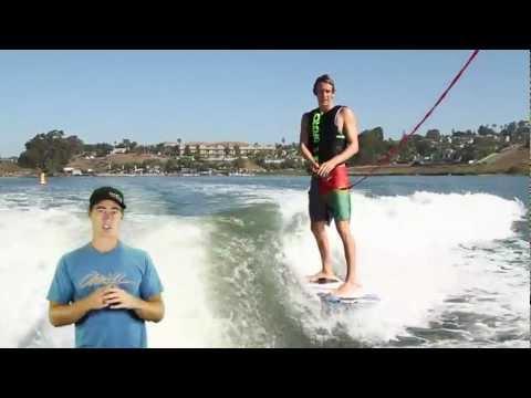 Liquid Force - How To WakeSurf: Wake Surfing 101, Ballast
