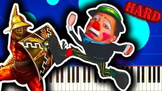 Baixar ENTRY OF THE GLADIATORS (The Clown Song) - Piano Tutorial
