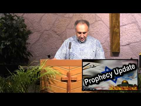 """Special Prophecy Update """"Encourage One Another""""  Ephesians 4:16-5:11 – June 18th, 2017"""