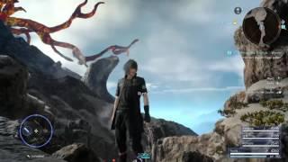 Final Fantasy XV - Königsgrab Erforschung des Ravatogha