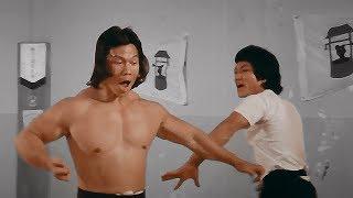 Брюс (клон) против Боло Йена | Bruce (clone) vs Bolo Yeng