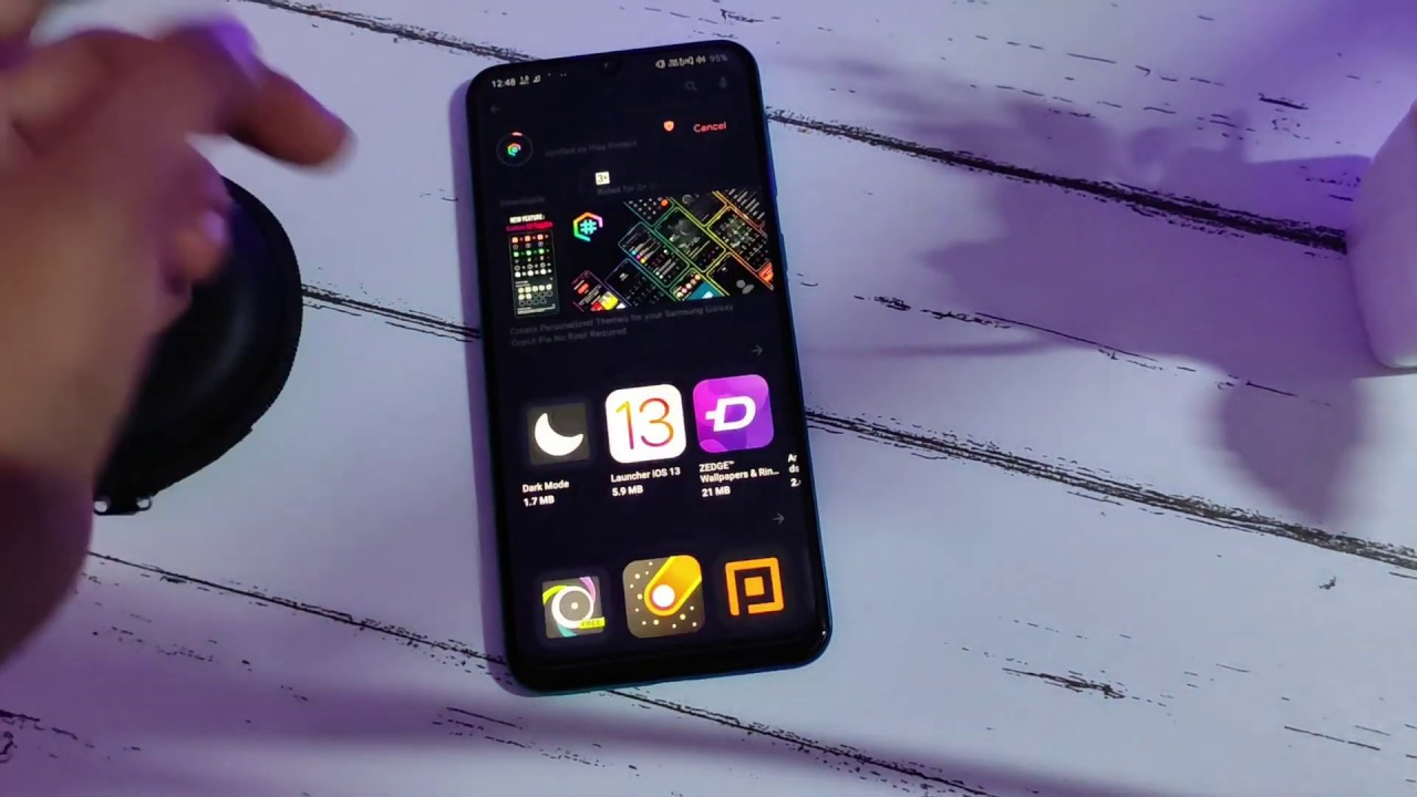 Samsung Galaxy M30s Official Android 10 Update Full Review Androguruji One Ui 2 0 Features Youtube