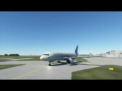 Microsoft  Flight Simulator 2020 |  Takeoff Toronto (CYYZ) | Landing New York (KJFK)  | First Flight |