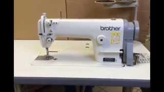 Прямострочная промышленная швейная машина S-1000A Brother(, 2015-02-13T13:30:41.000Z)
