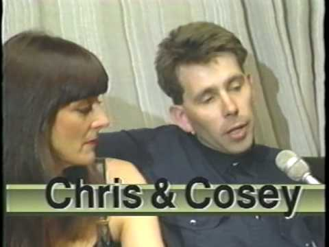Chris & Cosey Interview 1991 - Pagan Tango Synaesthesia